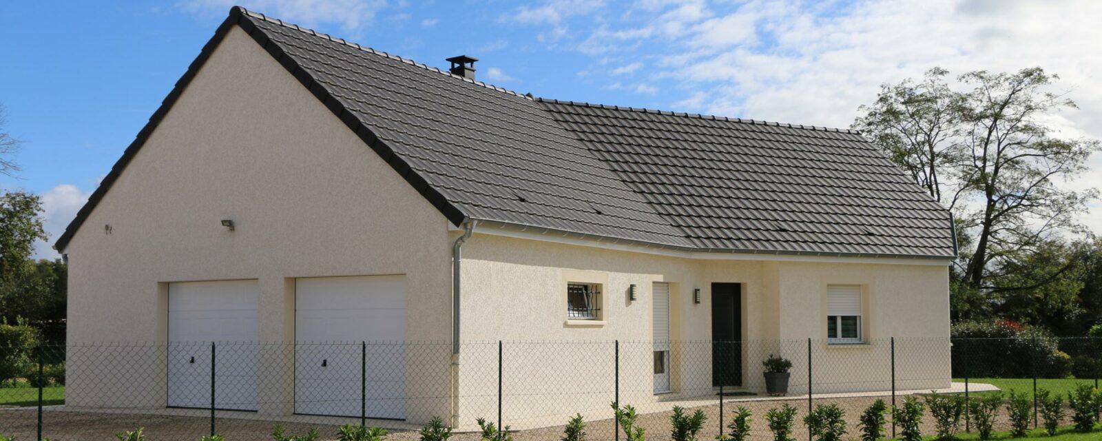 Original et pratique optez pour un plan de maison en v tradidemeures - Plan de maison original ...