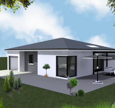 Tradidemeures votre constructeur de maisons for Constructeur maison contemporaine macon
