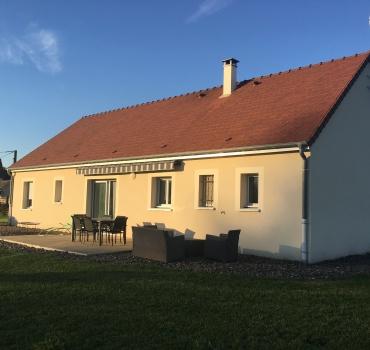Maison 3 chambres à Viré en Saone et Loire