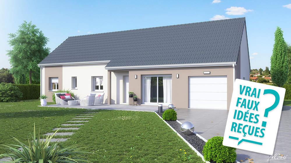 Le Choix D Un Constructeur Pour Construire Sa Maison Les