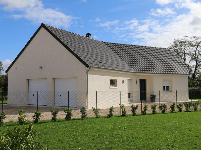 Maison individuelle à Lans 71