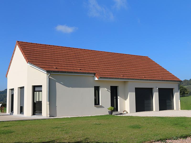 Idée d'architecture maison à Marcilly en Saône et Loire
