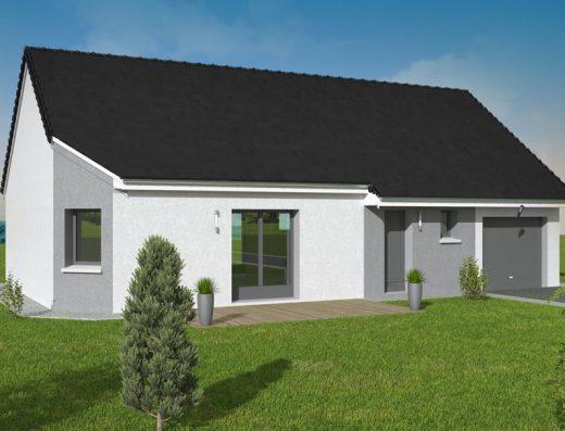 modèle maison chalon sur saône