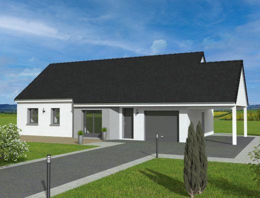 Construire maison en Saône et Loire