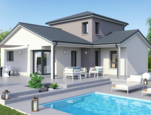 architecture maison neuve saone et loire