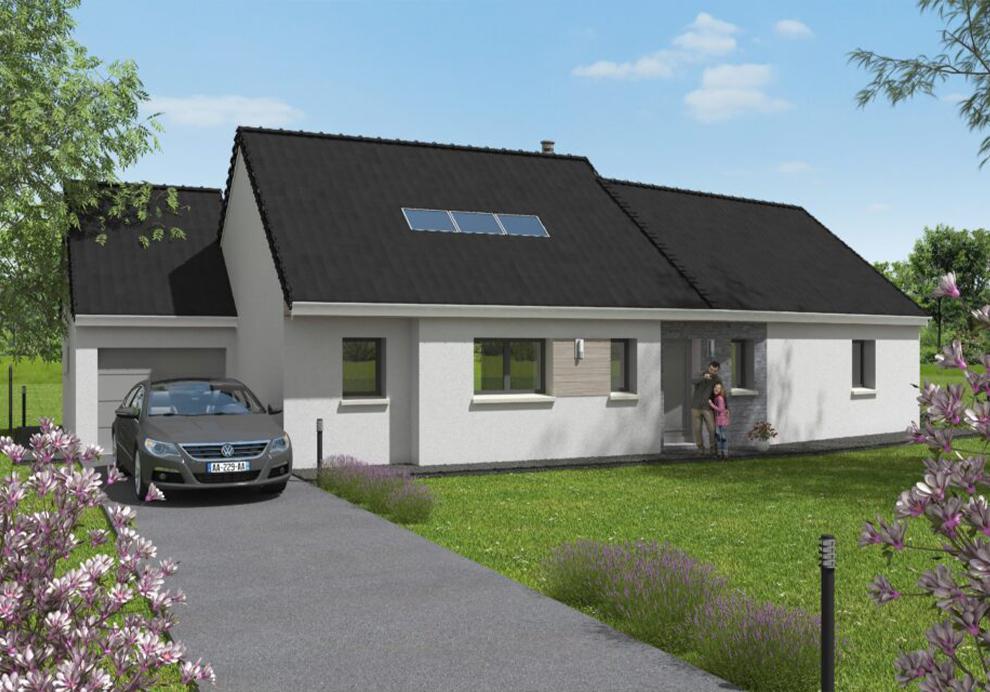 modèle de maison Saône et Loire