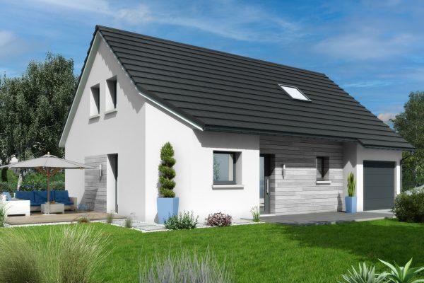 Architecture maison chalon sur Saône