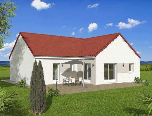 Architecture maison Chalon